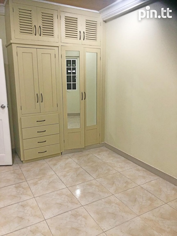 Diego Martin Apartment with 2 Bedrooms-4