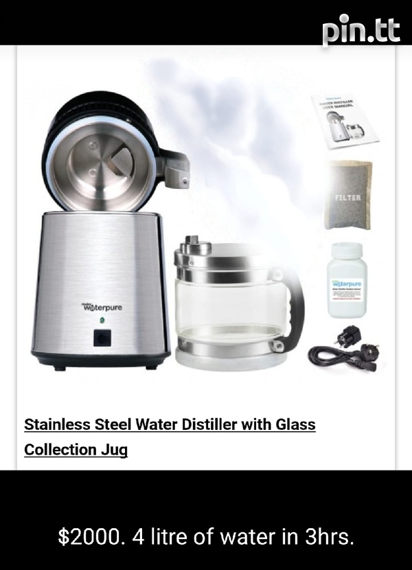 NEW Water Distiller-1