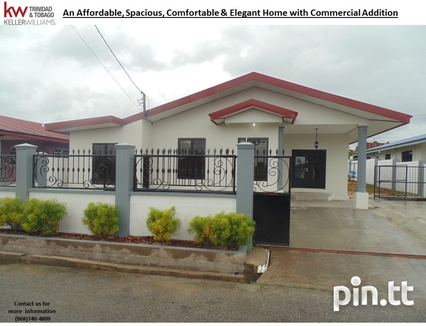 Brazil/Jai Court - Spacious, Comfortable & Elegant Home with Commercial Addition-1