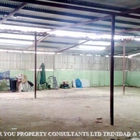Warehouse in Couva