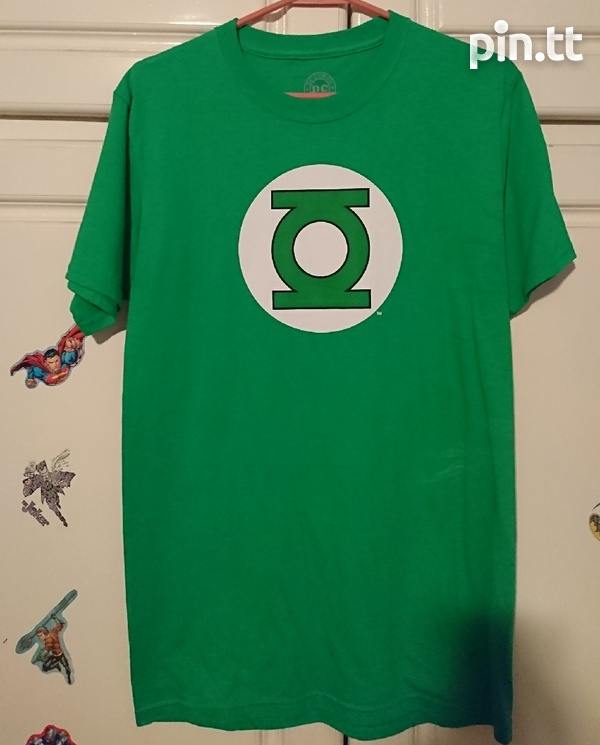 Official Green Lantern T-Shirt S/ DC Comics T- Shirt L-1