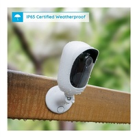 Totally Wireless, Outdoor HD Video Surveillence Camera