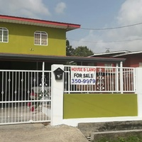 House with 4 bedrooms and land