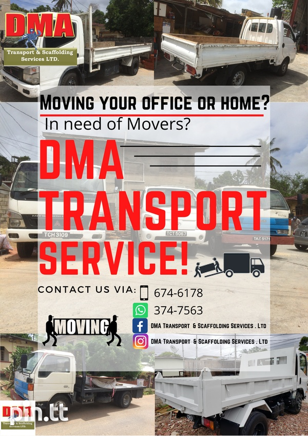 Transport And Movers Service-2