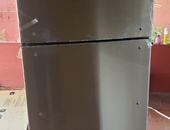 General electric 32cubic two door fridge