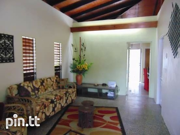 Woodbrook fully furnished 2 bedroom house-2
