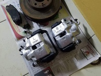 CK Lancer Front Calipers