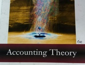 Accointing theory, University text