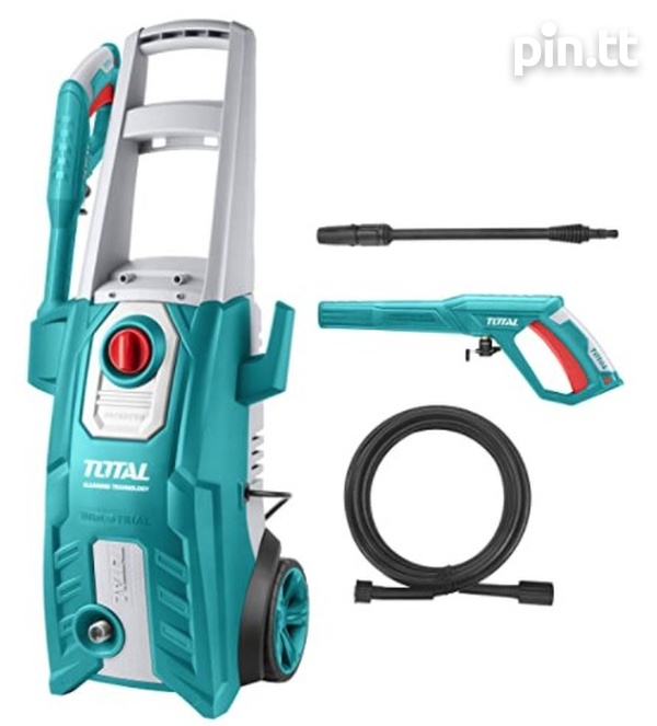 Total 1800W 2200PSI Electric Pressure washer-2