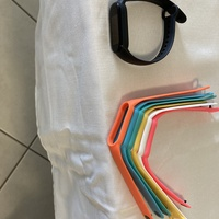 Xiaomi Band 5 watch with bands