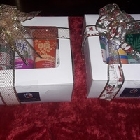 Valentines covid package