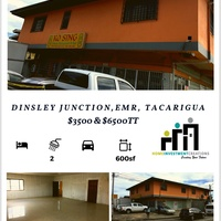 Dinsley Junction, Tacarigua Commercial Space