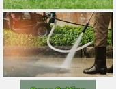 Grass Cutting and Powerwashing Services