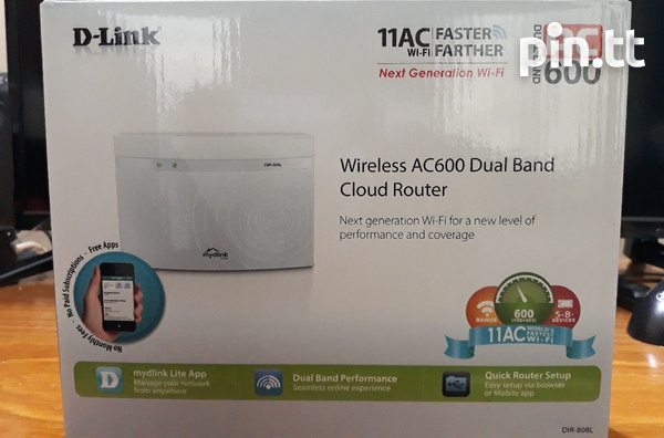 Wireless Home Router-1