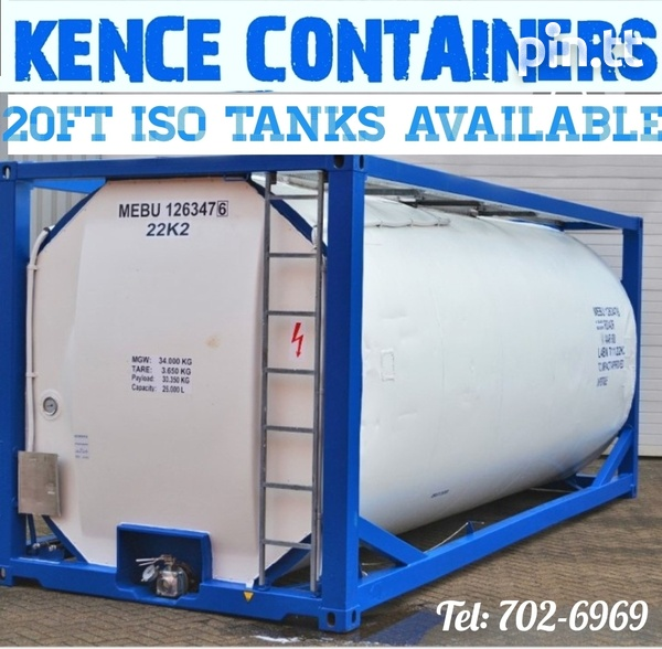 ISO TANKS AVAILABLE-1