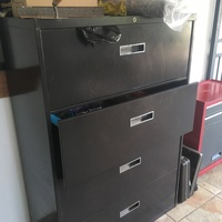 4 drawer lateral filing caninet