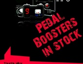 Pedal boosters