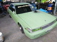 Nissan Laurel, 1997, PBE
