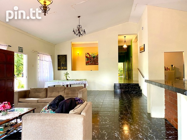 8 BEDROOM HOUSE ON 5 ACRES - ACONO, MARACAS - Payment Plan Available-5