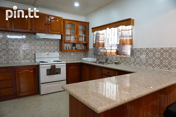 Valsayn Apartment with 3 Bedrooms-1