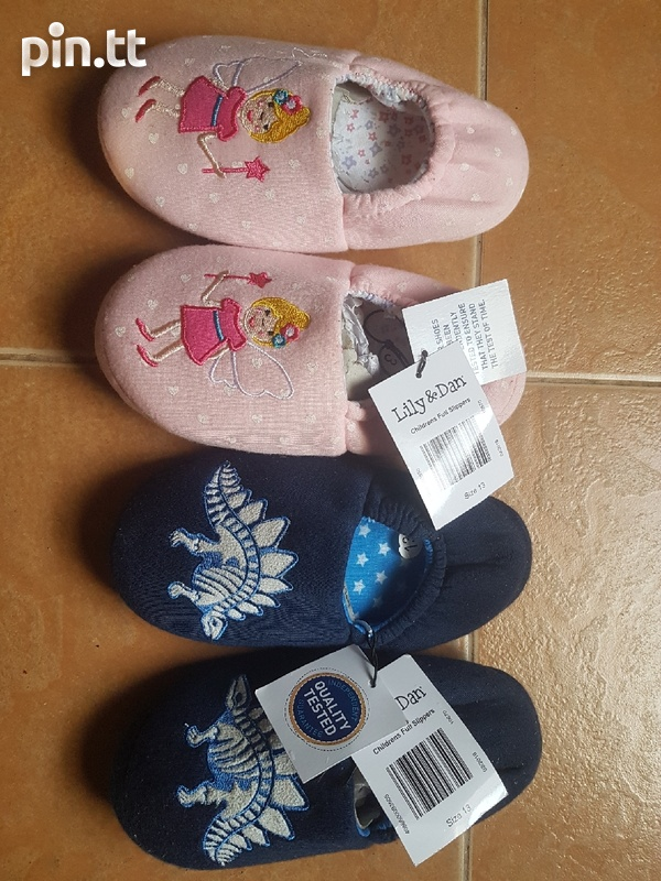 NEW KIDS HOME SLIPPERS - IDEAL GIFT-1