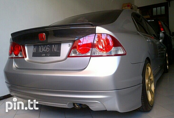 Honda Civic 2009 Body Kit-3