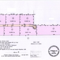 9.5 Acres Agri Approved Land, Gran Couva