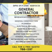 DPM Dynamic Services General Contractor