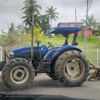 Tractor services.