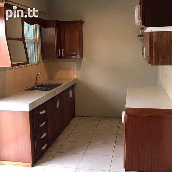2 Bedroom Unfurnished Apartment Just Off Bridal RD Cunupia-2