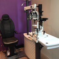 Optometry/Ophthalmology Exam Lane Equipment