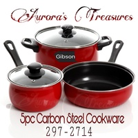 5pc Cookware Set