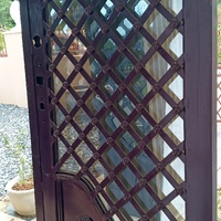 Double French Steel Security Front Door