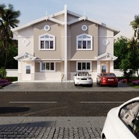 Spacious Piarco Duplexes with 3 Bedrooms