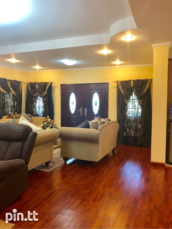 Chaguanas 4-bedroom Family Home-6