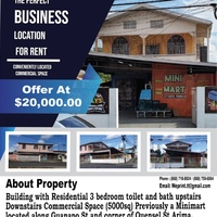 Arima Commercial Property