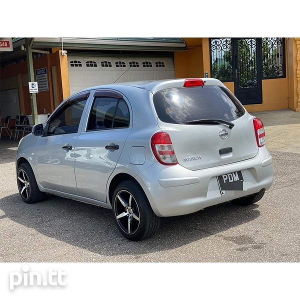 Nissan March, 2012, PDM-2