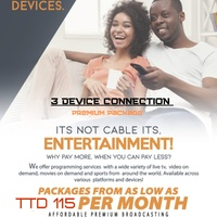 CBTV PACKAGES