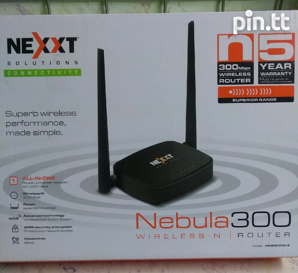 Internet Router-1