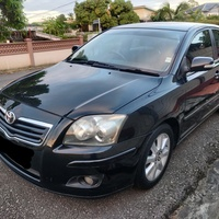 Toyota Avensis, 2008, PCF