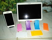 Tablet and Cell Phone stands