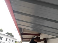 Under ceiling and Painting services