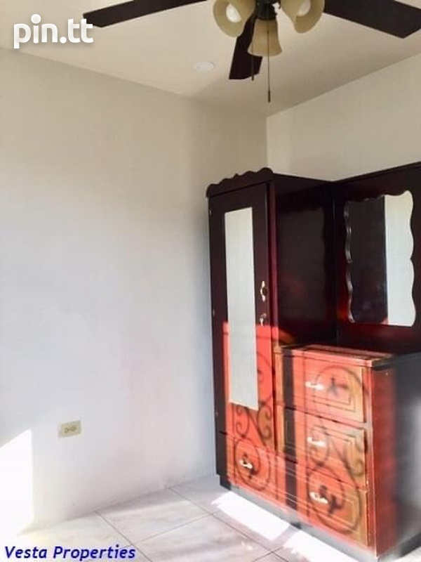 Unfurnished 2 Bedroom Apartment - Cunupia-6