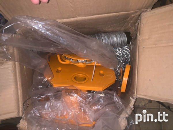 5 Ton Electric Chain Hoist-4