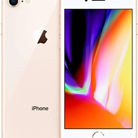 Rose Gold iPhone 8 64GB Mint Condition
