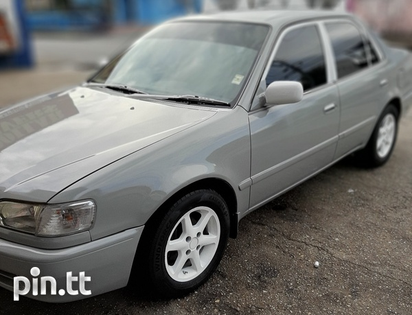 Toyota Other, 2000, PBW- AE111-7