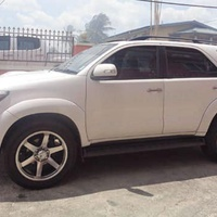 Toyota Fortuner, 2013, PCZ