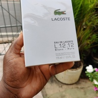 Original Lacoste Blanc-Pure Sealed Read Details Below Carefully