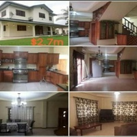 Claxton Bay. 4 Bedroom House