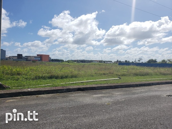 Trincity Business District Land-7